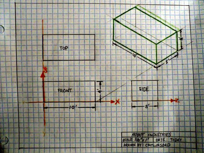 technisches zeichnen und skizzieren primer. Black Bedroom Furniture Sets. Home Design Ideas