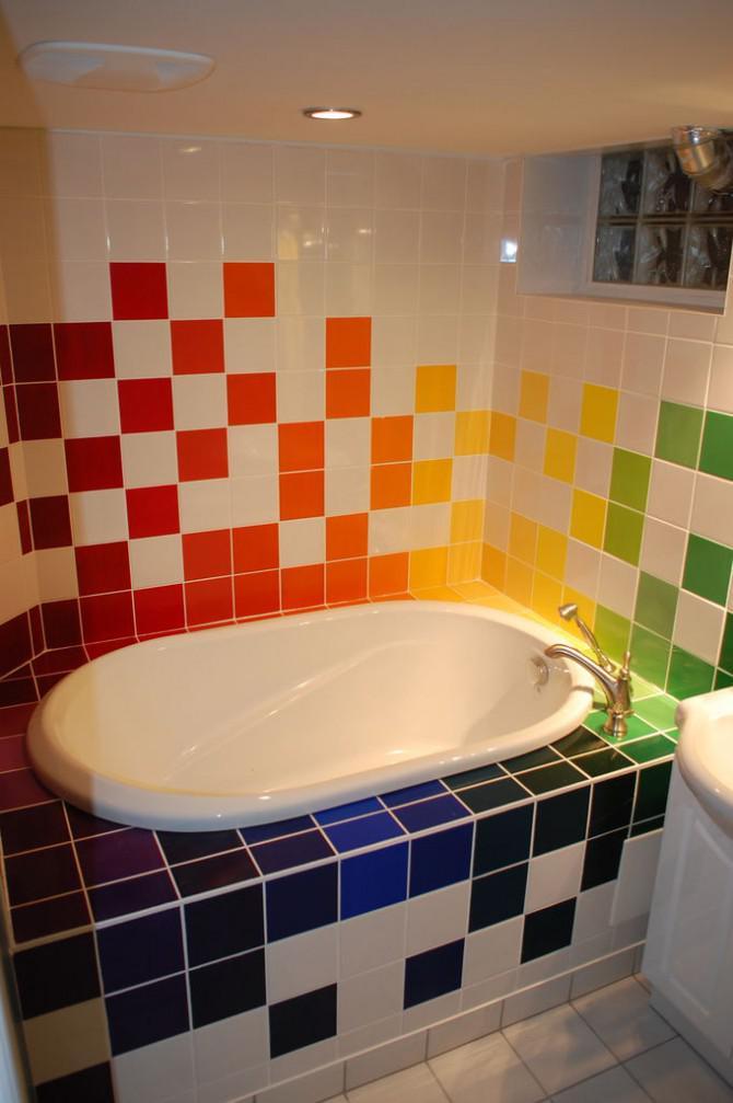 fliesen- badezimmer, Hause ideen