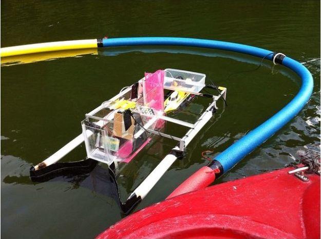 Ozean Plastic Sensor