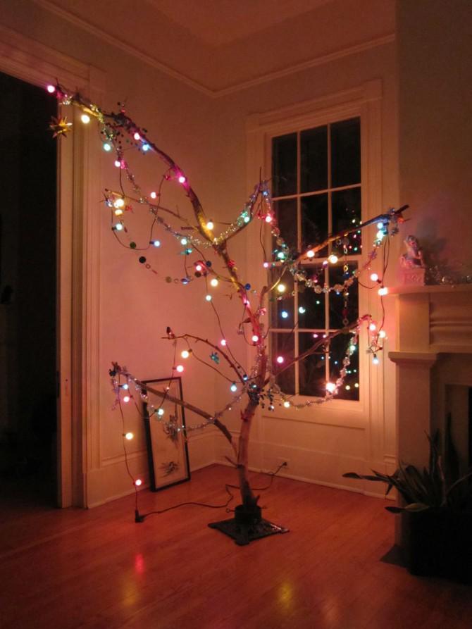alternative weihnachtsb ume. Black Bedroom Furniture Sets. Home Design Ideas