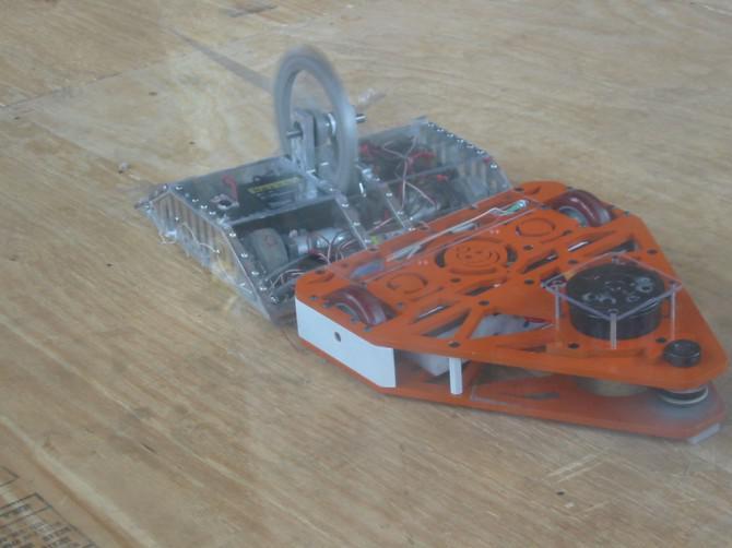 kampfroboter bauen
