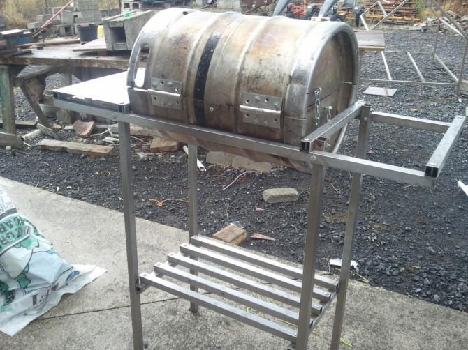 wie sie ihr eigenes bierfass bbq barrel zu machen ohne