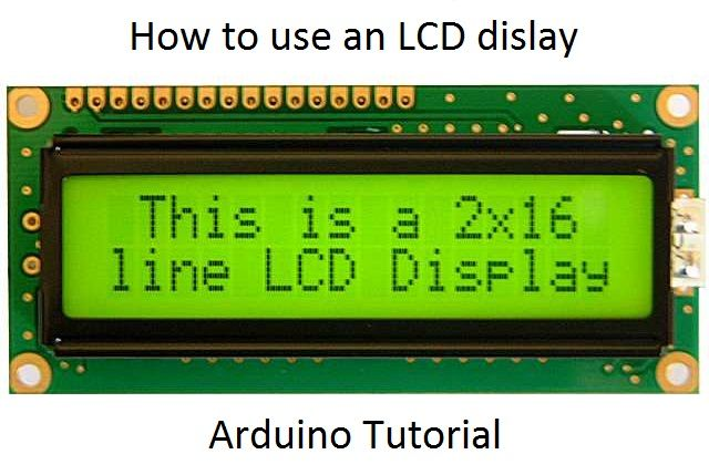 How to connect i2c lcd display to arduino uno: 5 steps (with.