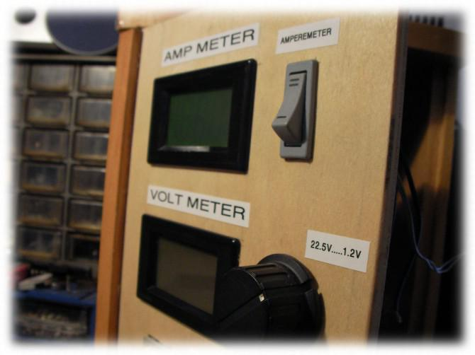 Machen Sie eine Bank Stromversorgung überwiegend aus Recyclingteile