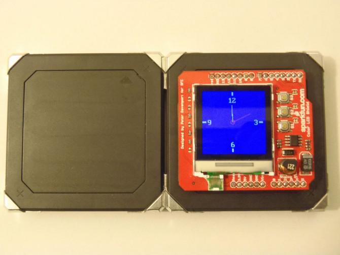 Arduino-Platz mit Farb-LCD-