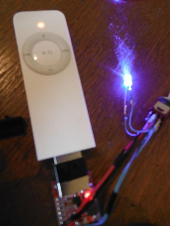 Dual USB / Firewire 400 Energien-Bank