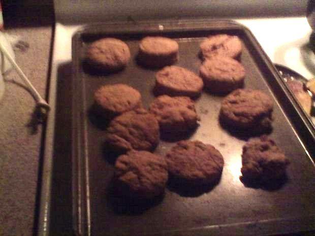 Biscuits um McMuffins.