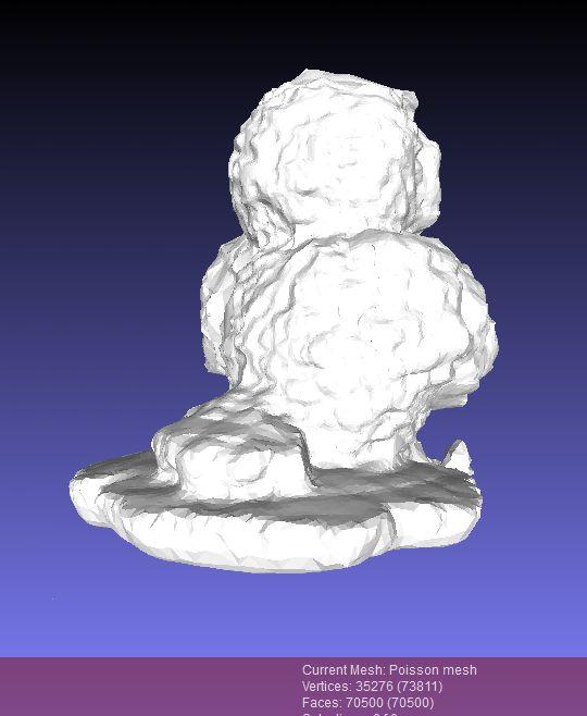 Lassen Sie uns kochen: 3D-Scanner auf der Basis Arduino und Verarbeitung