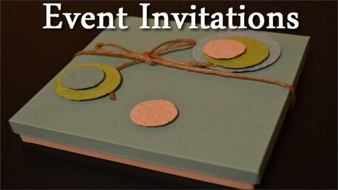 DIY Hochzeits-Einladungs-Karte - Handwerk-Tutorial