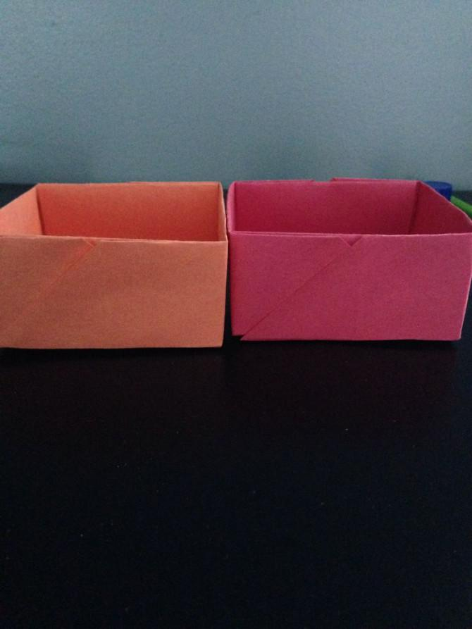 Origami Boxes 1