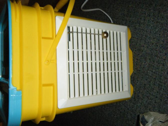 Boot / Handschuhtrockner vom Abluftventilator