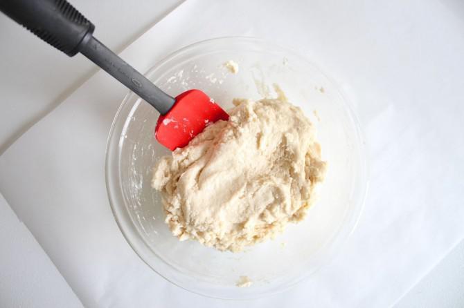 Wie man Salzteig Verzierungen machen