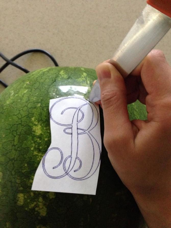 Watermelon Drink Dispenser / Keg