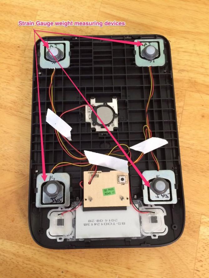 RC Fluggeräte Thrust Ständer Version 2 - Hack eines Küchenwaage für nur $ 10