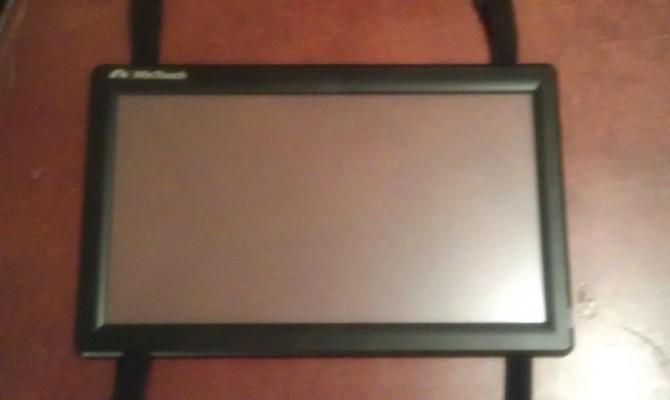 """Umwandlung von einem Laptop in einen Steampunk 18,5 """"Tablet PC"""
