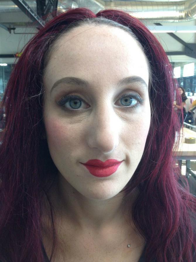 Halloween-Kostüm: Wind-Up Makeup Tutorial Puppe