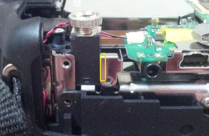 Kanone 500d externes Mikrofon mod