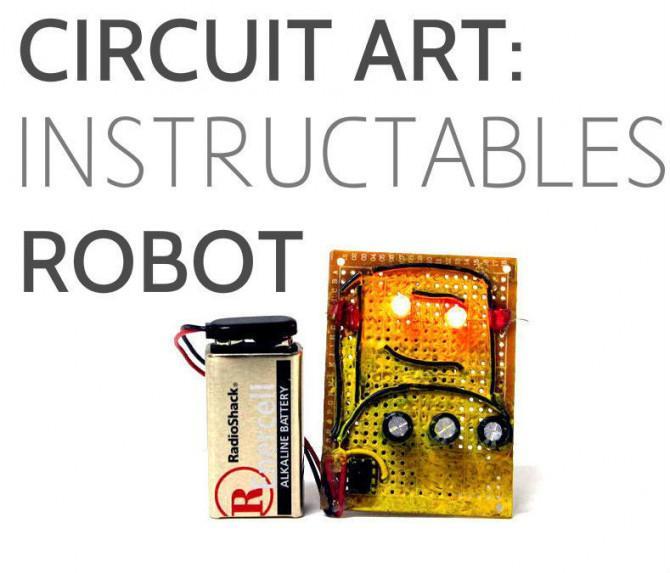 Kreis Art: Instructables Robot