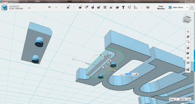 3D-Druck-Hut Grafiken