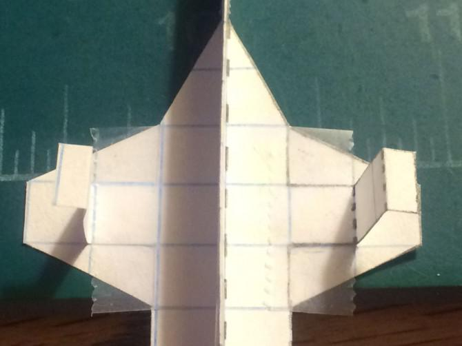 How To Make The StarJavelin Paper Airplane