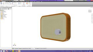 Entwerfen Sie einen MP3-Verstärker mit Autodesk Inventor