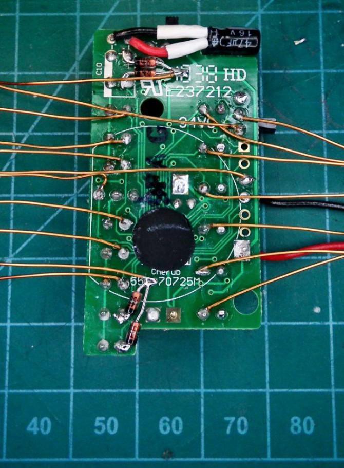Guitar Tuner für Blinde (mit einem Arduino)