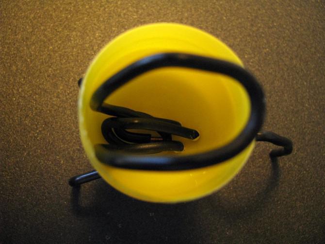 Bauen Sie ein Portal Turret aus einem Kinder-Ei