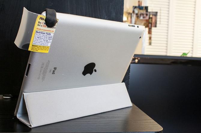 Machen Sie Ihr iPad mit lauter Sugru!