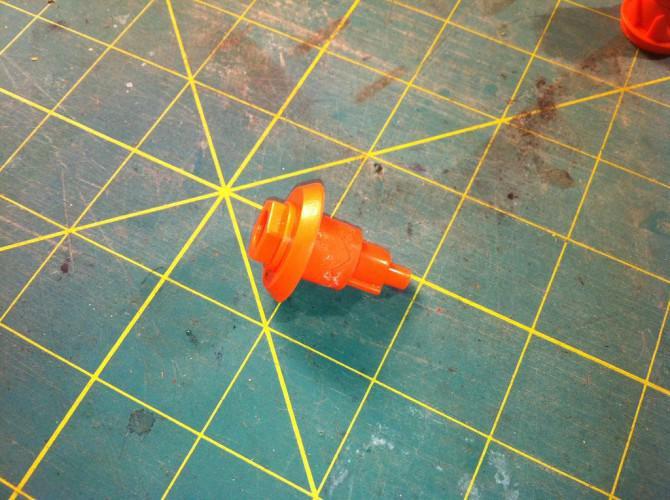 Nerf Maverick Video Modifikationsleitfaden