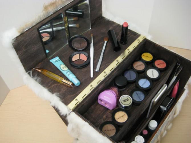 Die Make-up-Box
