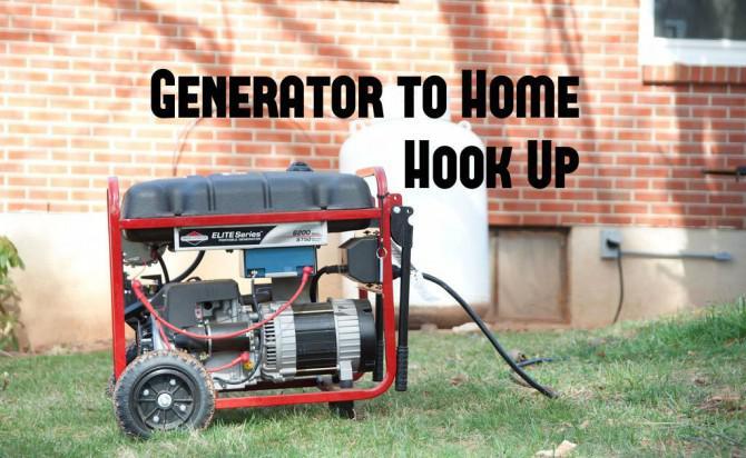 Einfache Generator Zum Haupt Hook Up