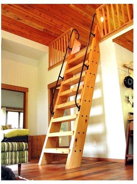Wie 'bling' up eine langweilige Treppe