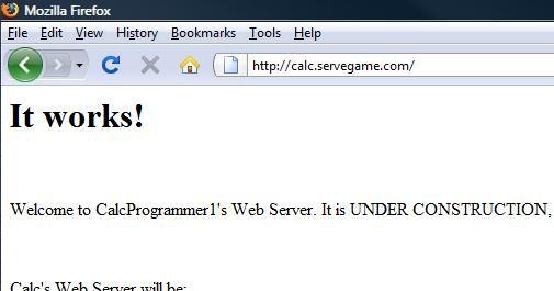 Richten Sie Ihren eigenen Web-Server!
