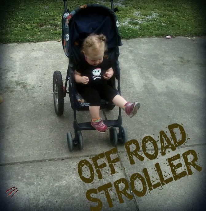 Off Road Buggy Umwandlung