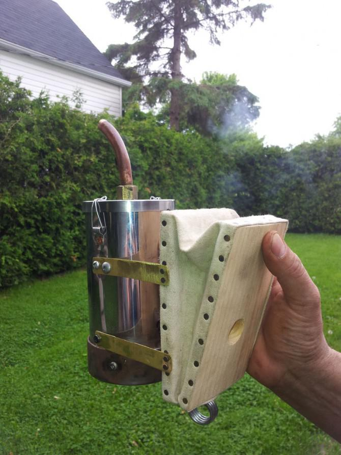 Bellows Bee Smoker für das Haus Apiarist