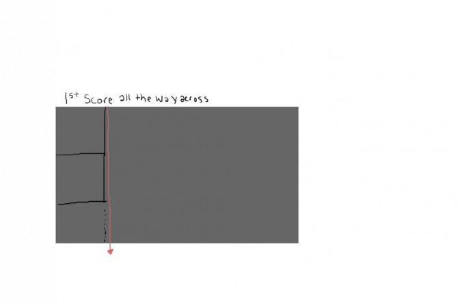 How to do a Vitrigraph ziehen -oder Wie man mit geschmolzenem Glas zu spielen