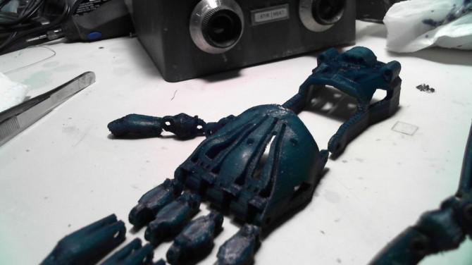 Techniken für 3D-Druck in Nylon