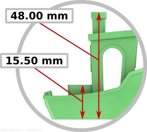 # 3DBenchy - Das Werkzeug zu kalibrieren und testen Sie Ihr 3D-Drucker