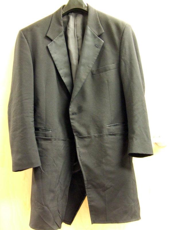 Machen Sie eine Classic Long Coat von einem modernen Anzug