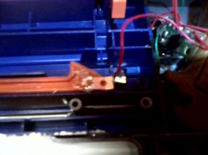 NERF Blaster mit Sound FX