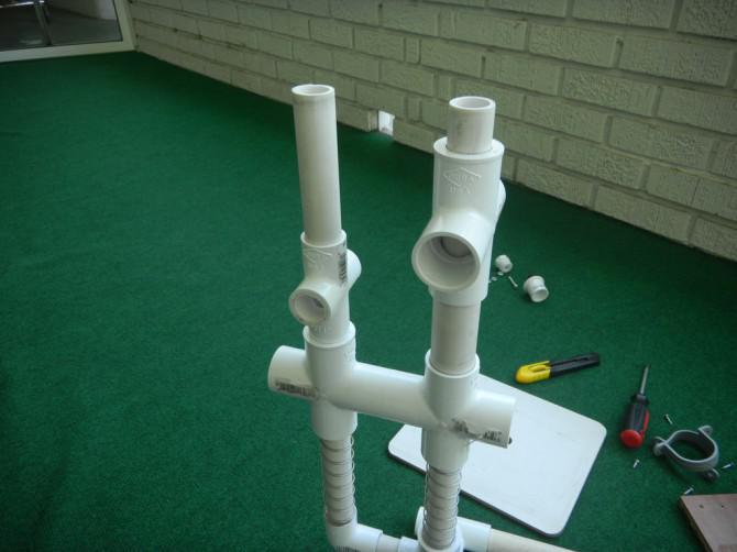 PVC Dremel Bohrmaschine