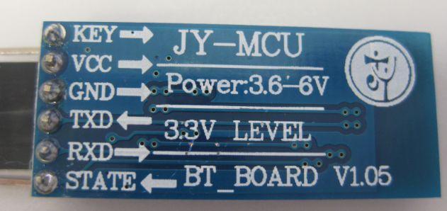 AT-Befehlsmodus des HC-05 und HC-06 Bluetooth-Modul