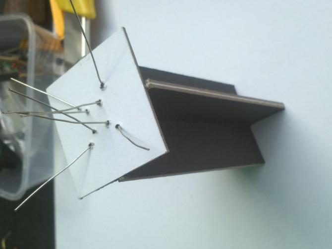 Gebäude A Low Cost Stirling-Motor für Power Generation