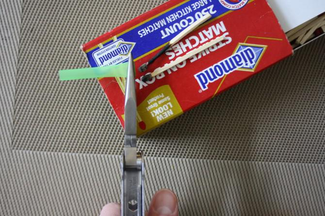 Überlebens Straws