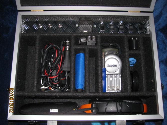 SOLAR GADGET BOX