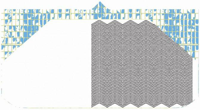 Cloud Mine: Digital Sky Captures zu CNC Knitting - Teil 2 (Design)