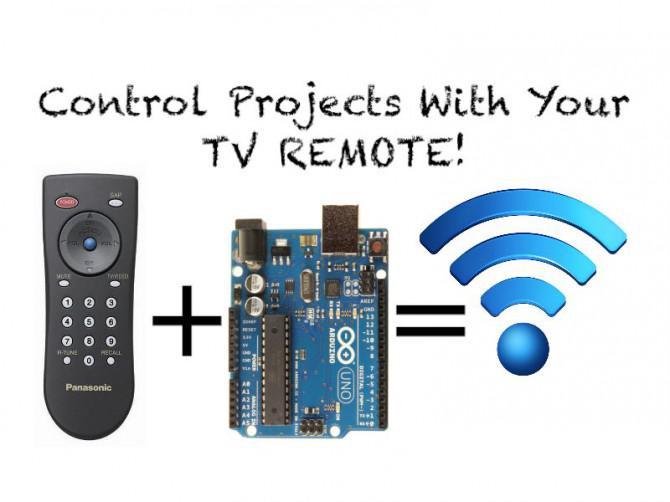Wie Verwenden von IR-Fernbedienungen mit Arduino (Current und aktualisiert)