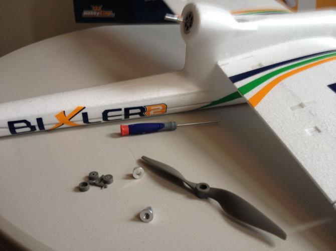 Bixler 2 Kit How-To Guide