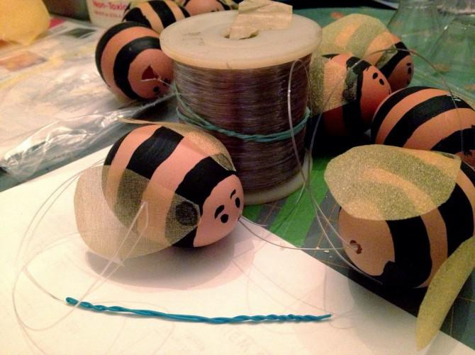 Ostern Bees