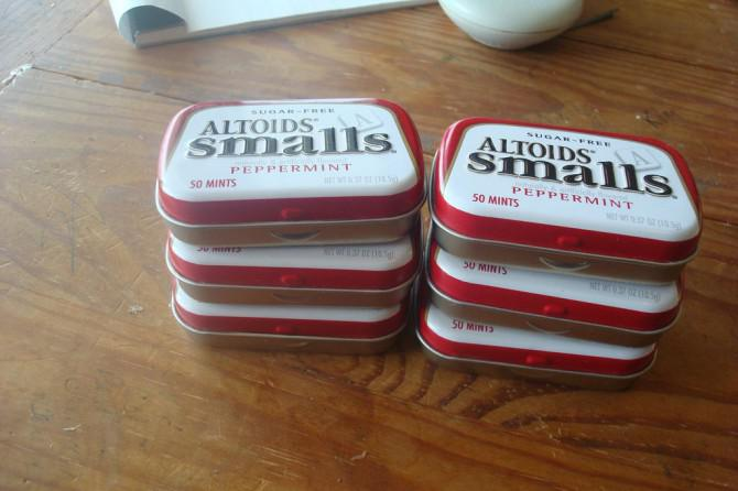 Ultimative Altoid Survival-Kit!